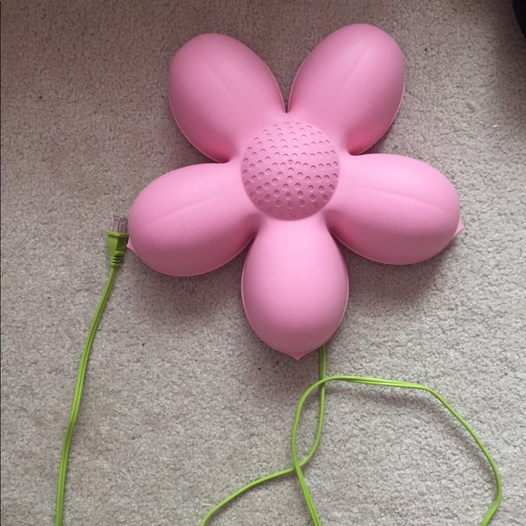 Ikea other wall flower light poshmark ikea wall flower light aloadofball Images